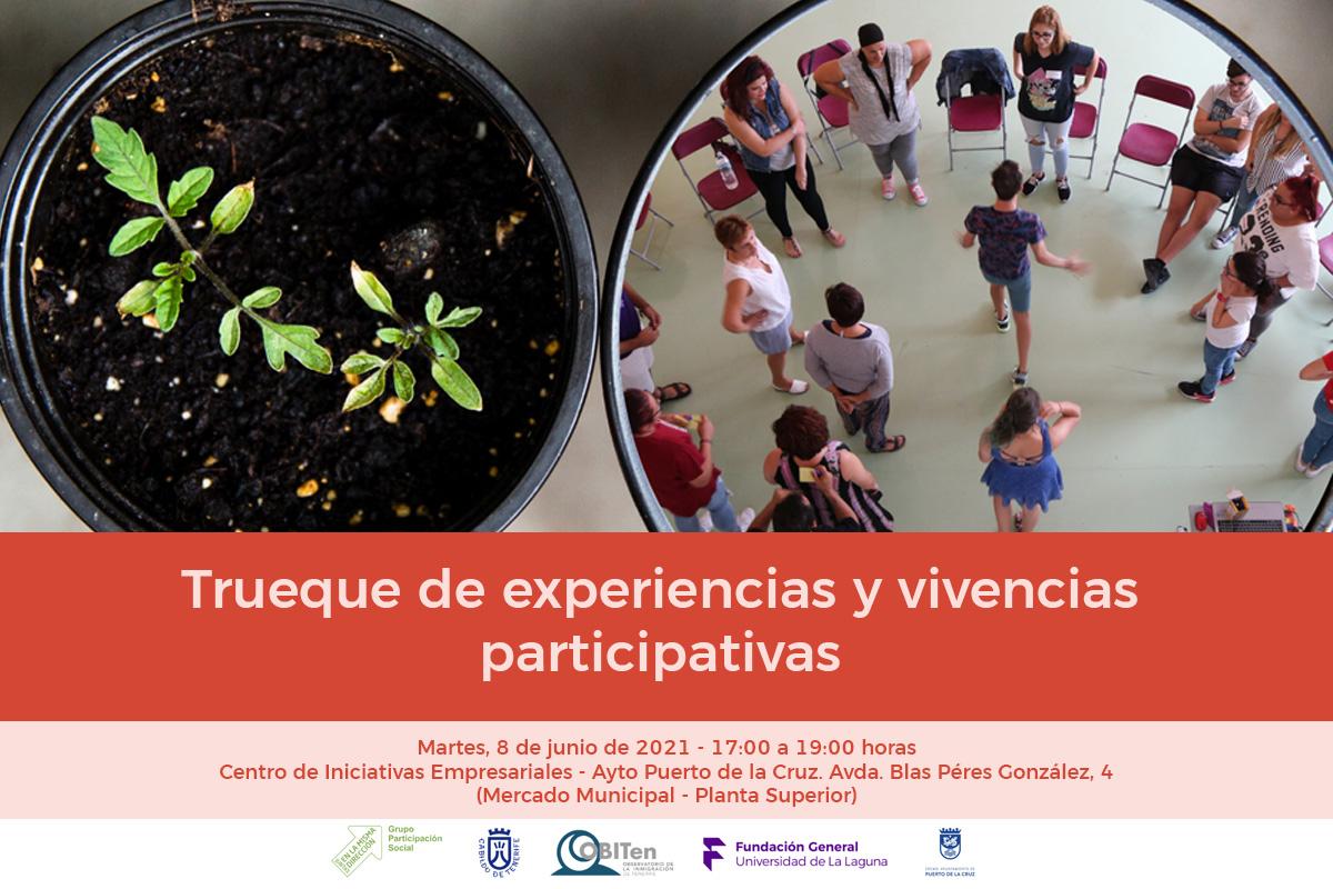 Trueque de experiencias y vivencias participativas: nuevo espacio para aportar a la convivencia